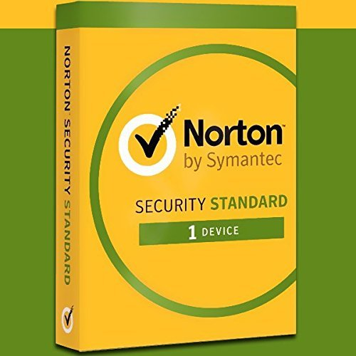 Norton Security Standard 2016 1 Device