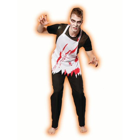 Horror Bloody Kitchen Apron Halloween Butcher Cooking Cosplay Costume](Fun Halloween Cooking Ideas)