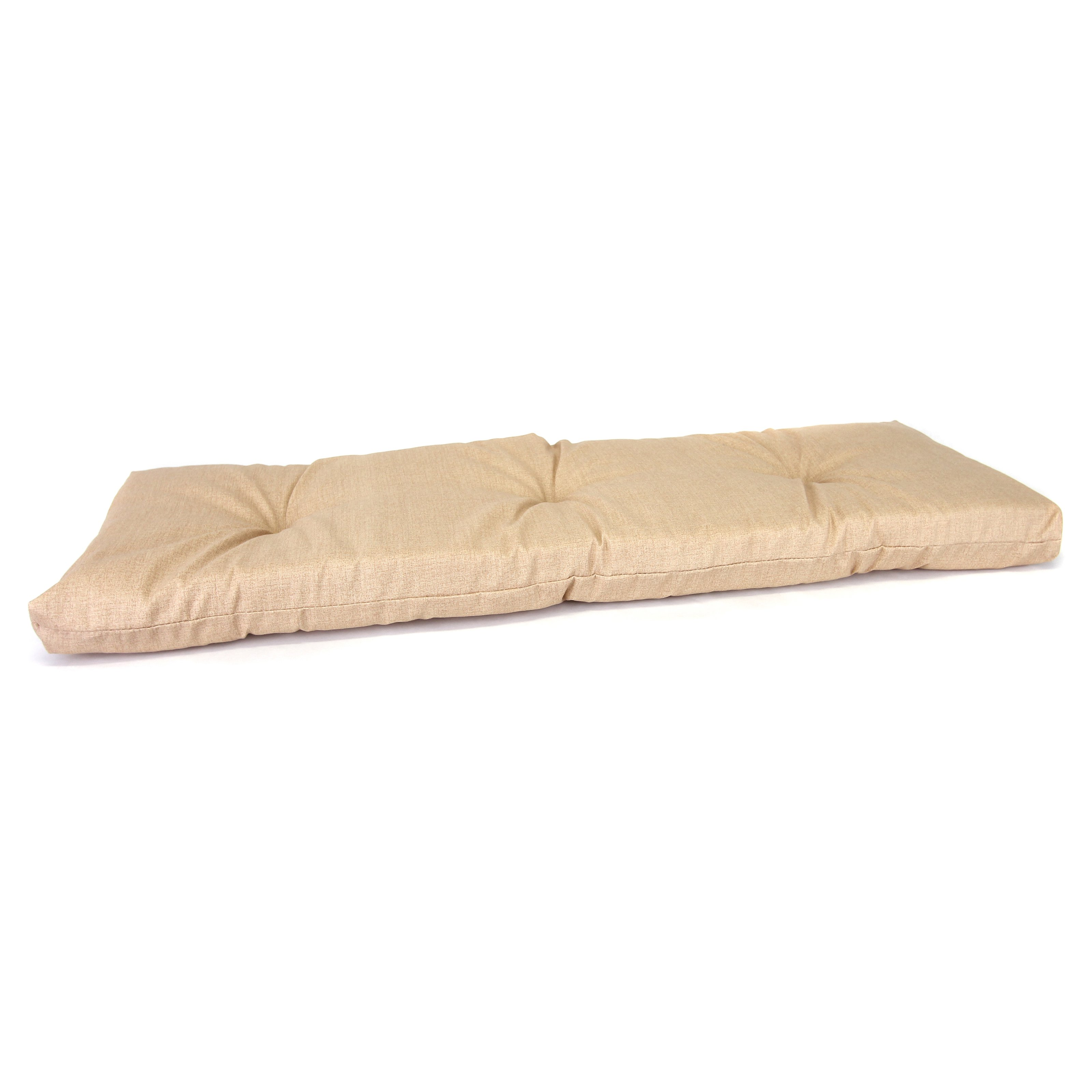 Jordan Manufacturing Storage Bench Cushion - 45L x 16W x 2H in.