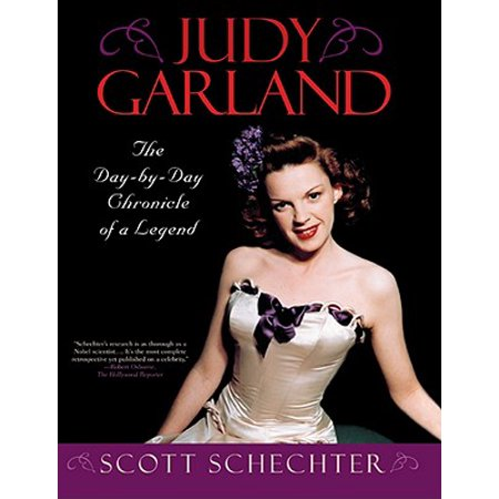Judy Garland : The Day-By-Day Chronicle of a Legend - Judy Garland Halloween