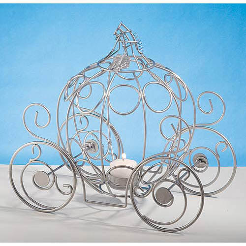 Fairytale Carriage Candleholder