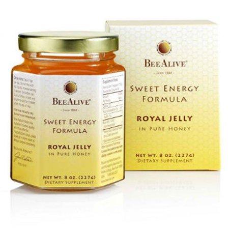 Bee Alive   Sweet Energy Formula   8 Oz   227 G