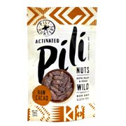 Pili Hunters presenting New Raw Cacao recipe that featured of original sprouted Pili nuts sprinkled with Cacao flavor