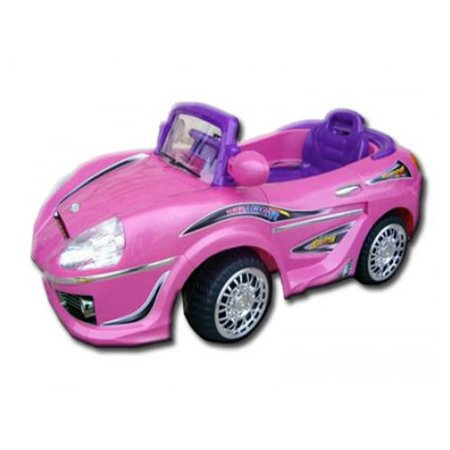 Dream Convertible 6V Battery-Powered Ride-On, Pink