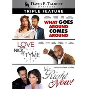 David E. Talbert Triple Feature: What Goes Around Comes Around   Love In The Nick Of Tyme   Mr. Right Now! (Widescreen) by IMAGE ENTERTAINMENT INC