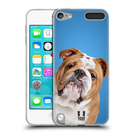 HEAD CASE DESIGNS POPULAR DOG BREEDS SOFT GEL CASE FOR APPLE IPOD TOUCH (Case Mp3 Cases)