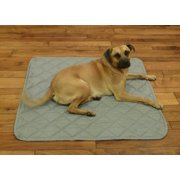 """Formosa Covers Deluxe Tufted Dog travel mat, Crate mat, Kennel mat, Cargo liner 42""""x28"""""""