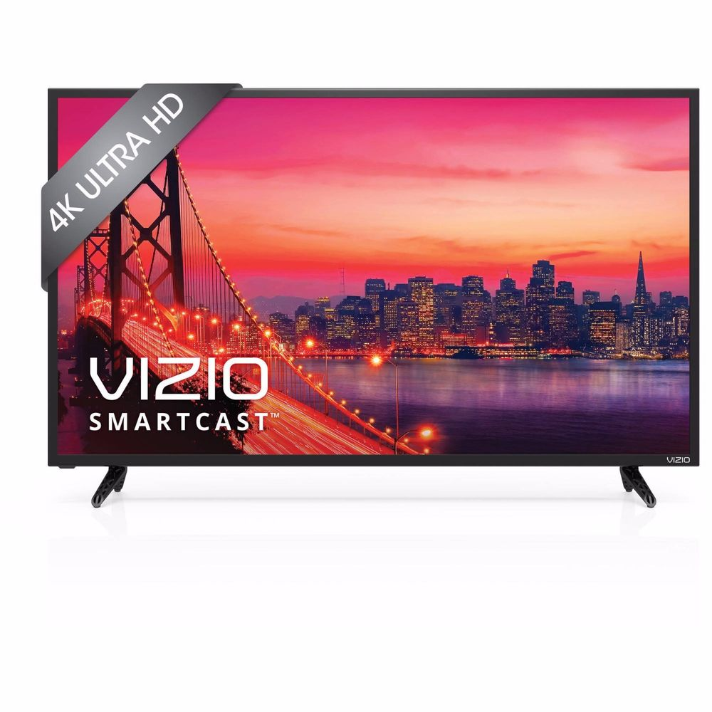 "Refurbished Vizio 43"" Class 4K (2160P) Smart LED TV (E43U-D2)"