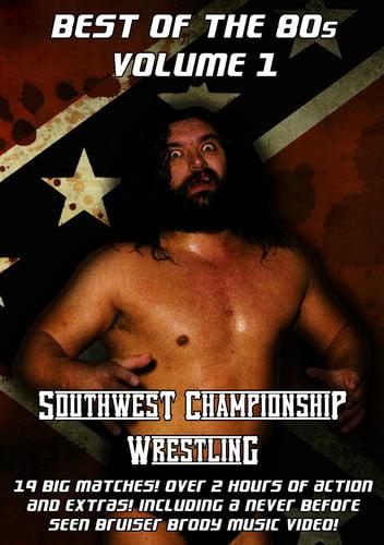 Southwest Championship Wrestling: Best of 80's 1 by MVD DISTRIBUTION
