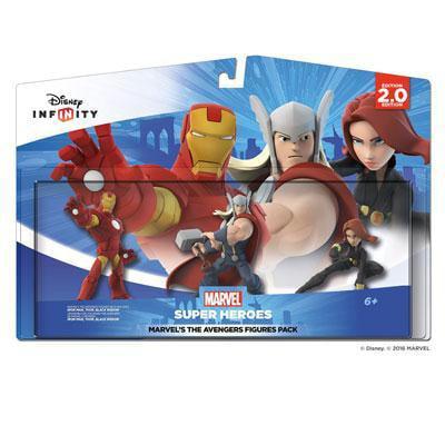 Infinity2.0 Avengers Figure Pk by