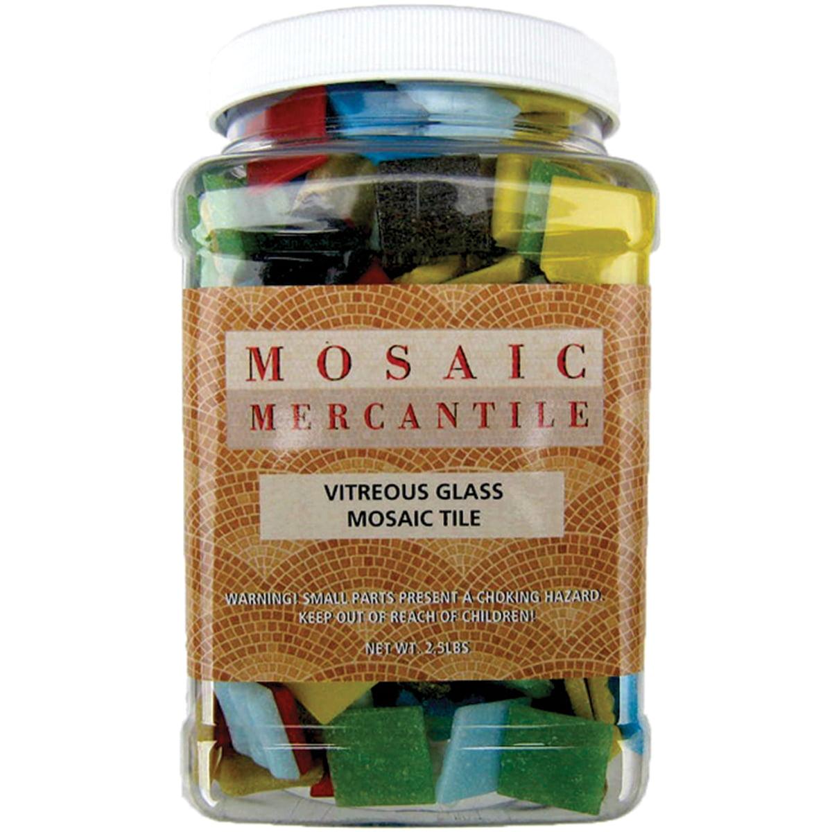 Mosaic Mercantile Crafter's Cut Mosaic Tiles