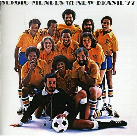 Sergio Mendes & the New Brasil '77 (Sergio Mendes Cd)