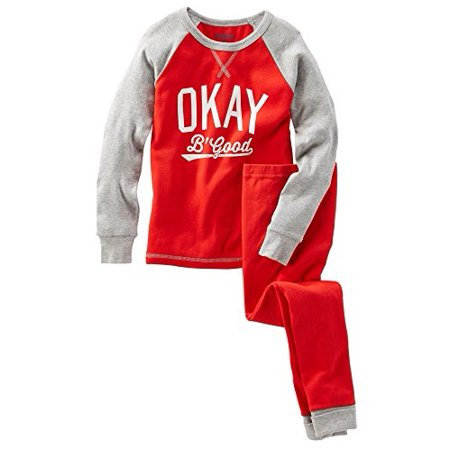 4e2488691d27 Oshkosh B gosh - OshKosh B gosh Little Boys  2-Piece Snug Fit Cotton ...