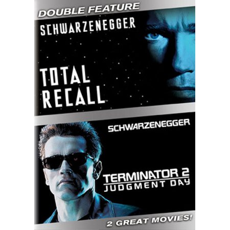 Total Recall / Terminator: Judgment Day (DVD) for $<!---->