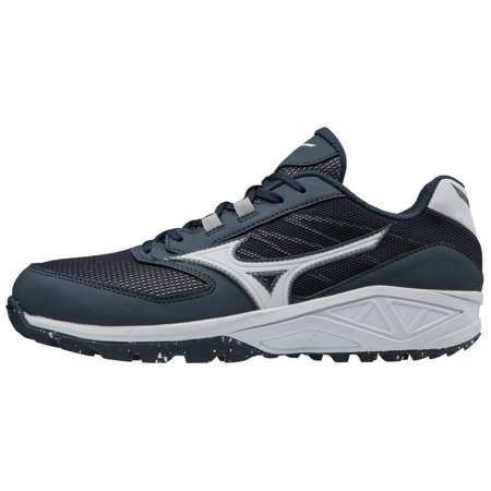 Mizuno Dominant All Surface Low Men's Turf Shoe (Womans Lacrosse Turf Shoes)
