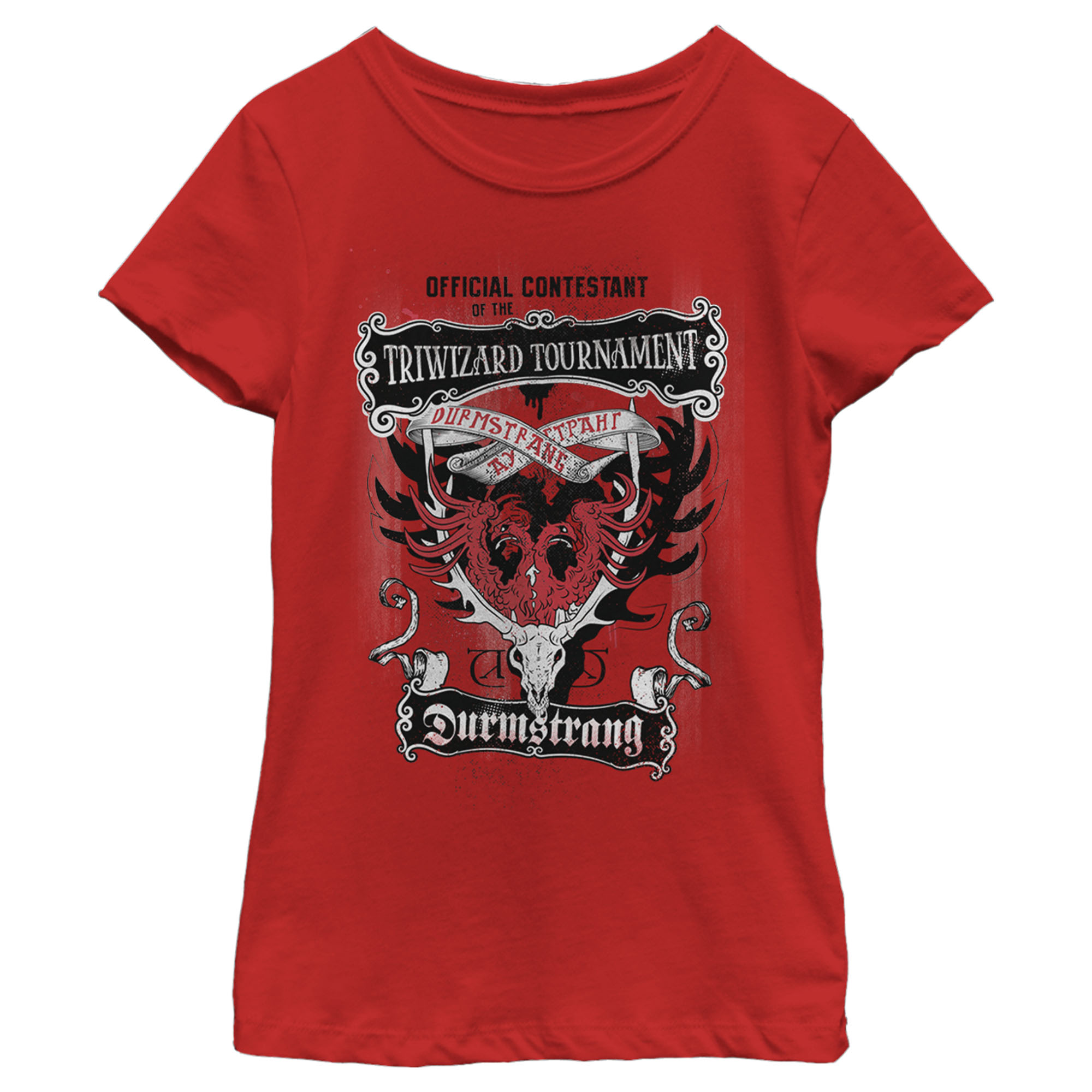 Harry Potter Girl S Harry Potter Triwizard Contestant Durmstrang T Shirt Walmart Com Walmart Com This female durmstrang student a witch who attended the durmstrang institute in the 1990s. walmart