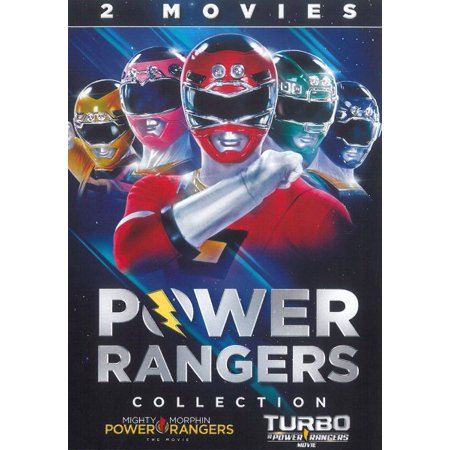 The Mighty Morphin Power Rangers Collection (DVD) (Mighty Morphin Power Ranger Movie)