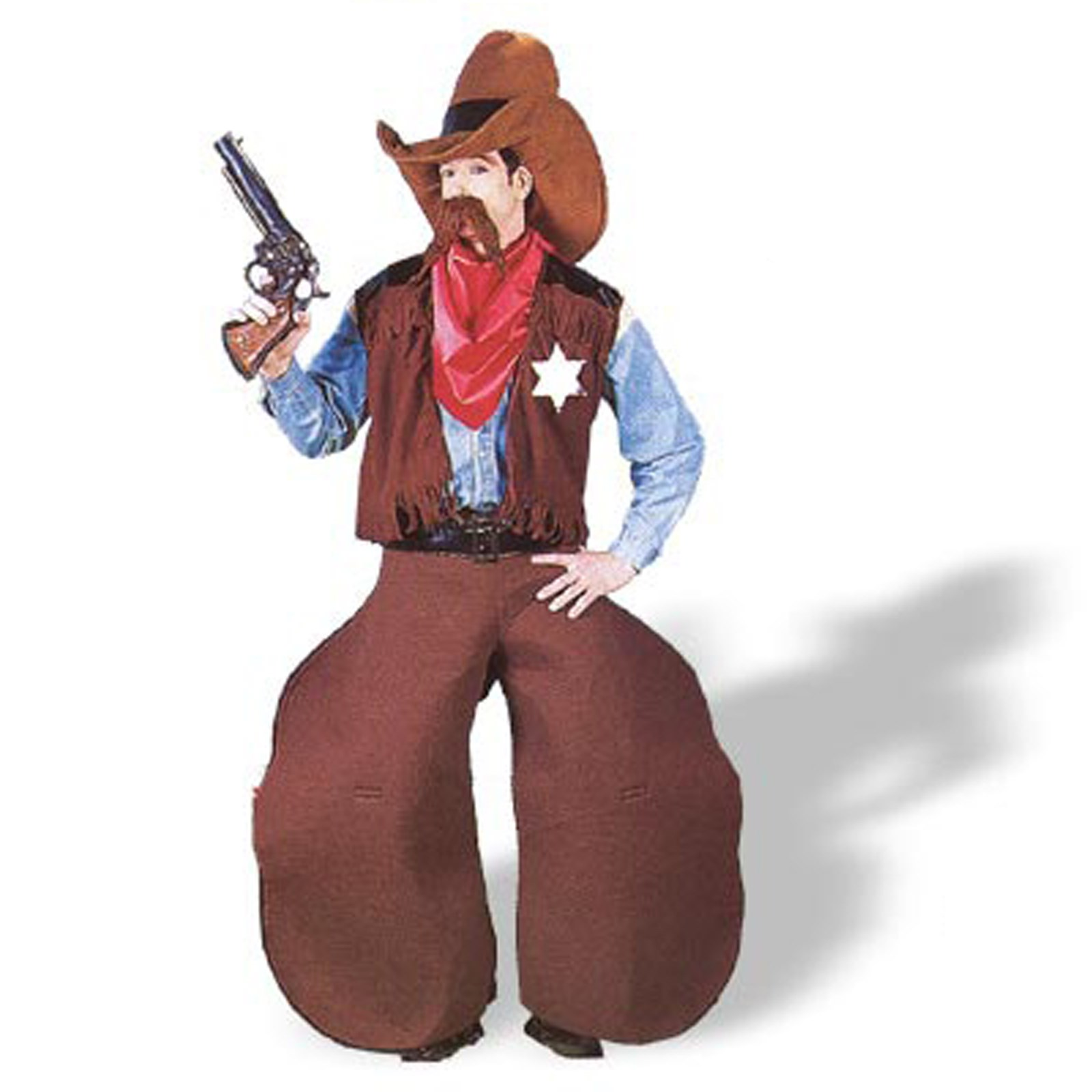 Men's Ole Cow Hand Costume