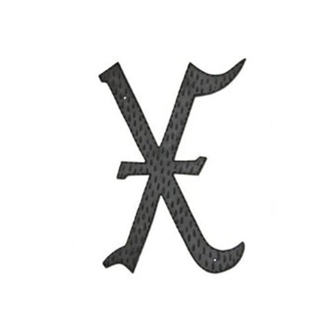 Montague Metal Products HAM-24-X 24 In. Decorative Home Accent Monogram X - image 1 of 1