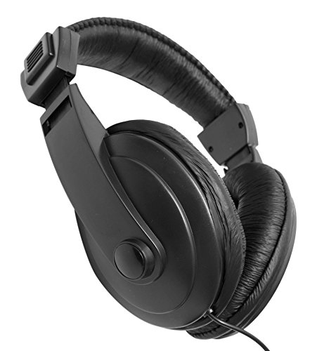 PHPMD23 - Metal Detector Headphones - Universal Compatibility, Ship from America