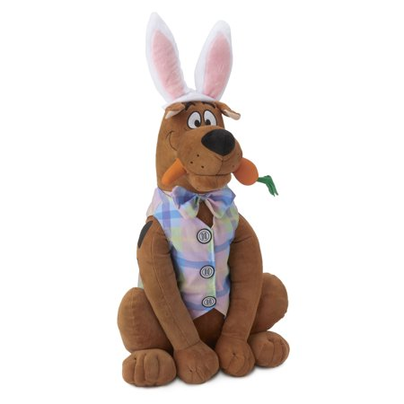 Warner Brothers Easter Greeter Scooby Bunny by Gemmy Industries (Easter 2105)