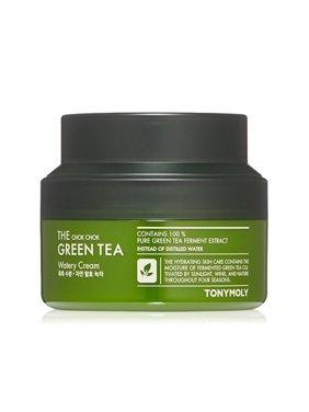 [ TONY MOLY ] The Chok Chok Green Tea Watery Cream 60ml