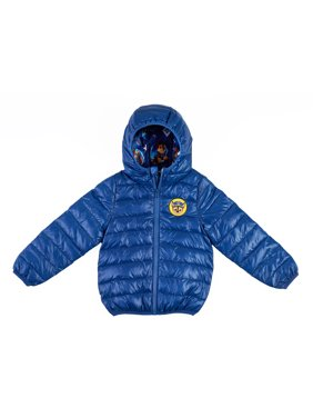 Paw Patrol Toddler Boy Ultralight Puffer Jacket