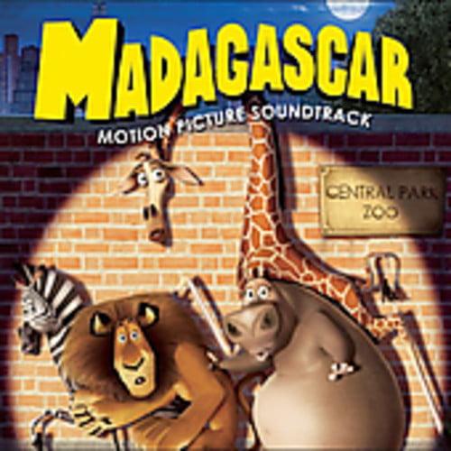 Madagascar Soundtrack Cd Walmart Com Walmart Com