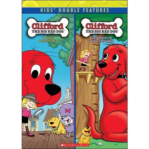 Clifford: Growing Up With Clifford / Doggie Detectives (Alternate UPC)