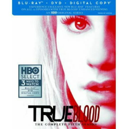 True Blood: The Complete Fifth Season (Blu-ray + DVD + Digital Copy)