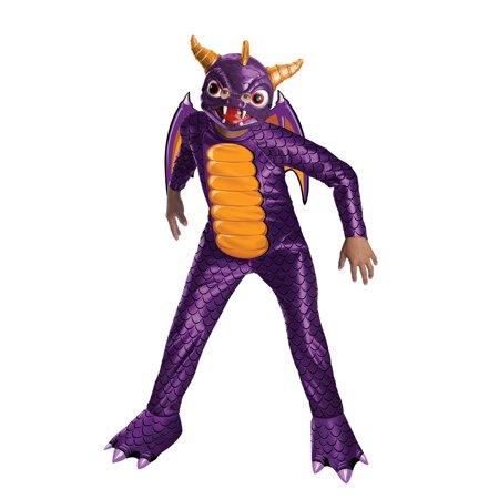 Child Skylanders Spyro Costume by Rubies 881632