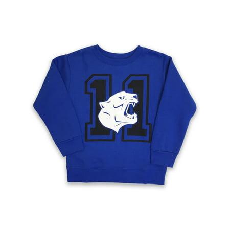 Garanimals Toddler Boy Graphic Fleece Top