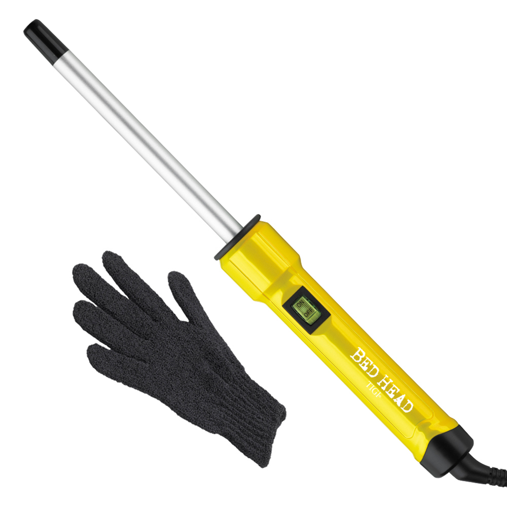 "Bed Head Curlipops Skinny Pop 1/2"" Curling Wand, Yellow"