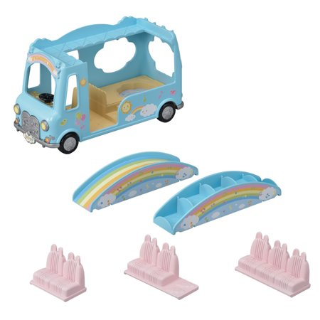 Brs Drain - Calico Critters Sunshine Nursery Bus