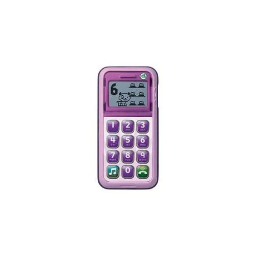 LeapFrog Enterprises 19186 Chat and Count Cell Phone Violet