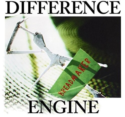 Difference Engine Breadmaker [Vinyl] by