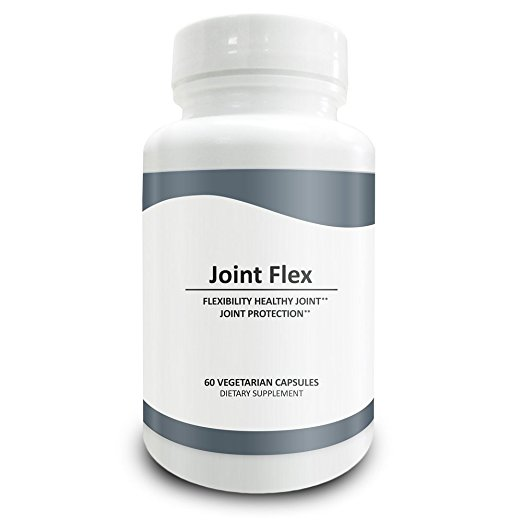 Pure Science Joint Supplement 1500mg - Chondroitin & Glucosamine - Cartilage Support and Joint Mobility, Recovery Support - 90 Vegetarian Capsules