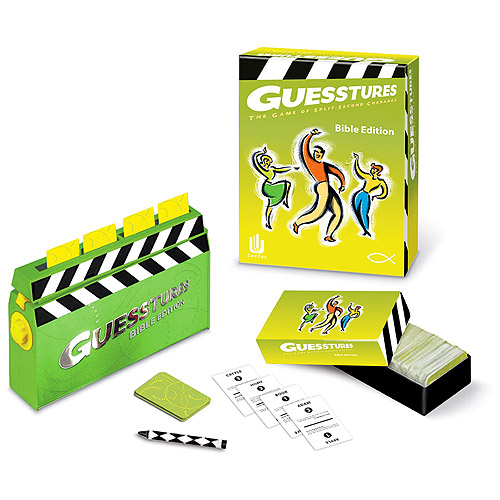 Guesstures-Bible Edition