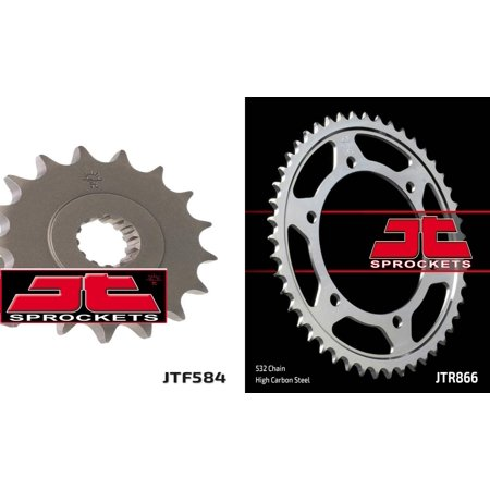 - Front & Rear Sproket Kit for YAMAHA YZF750 R 93-97 JT Sprockets