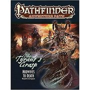Pathfinder Adventure Path: Midwives to Death (Tyrant's Grasp 6 of 6) (Paperback)