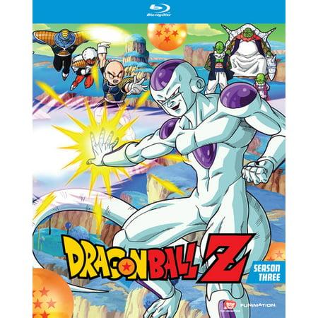 Dragonball Z: Season 3 (Blu-ray)