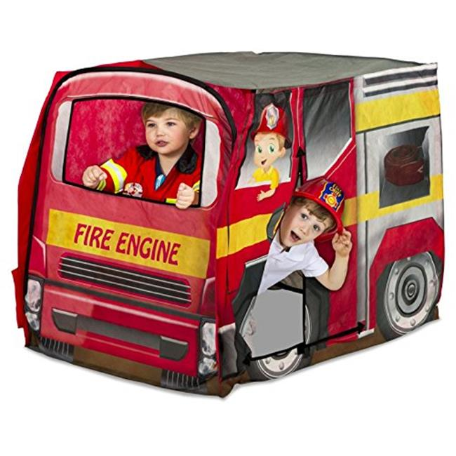 Playhut 36617 Fire Engine Vehicle Tent