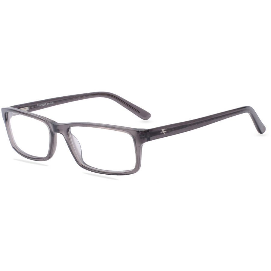 Fatheadz Eyewear Mens Prescription Glasses, Rain King Grey - Walmart.com | Tuggl