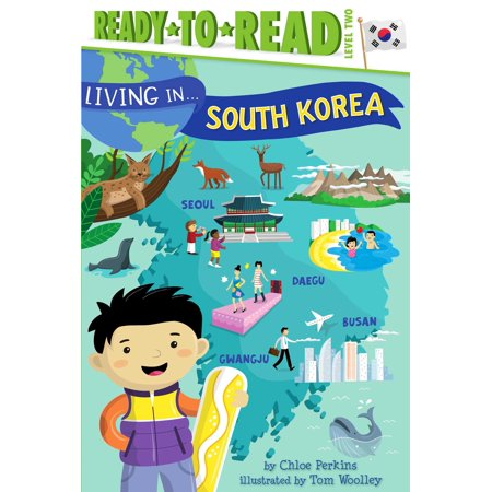 Living in . . . South Korea (Best Month To Visit South Korea)