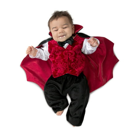 Baby Lil Vlad The Vampire Costume - Lil Monster Costume