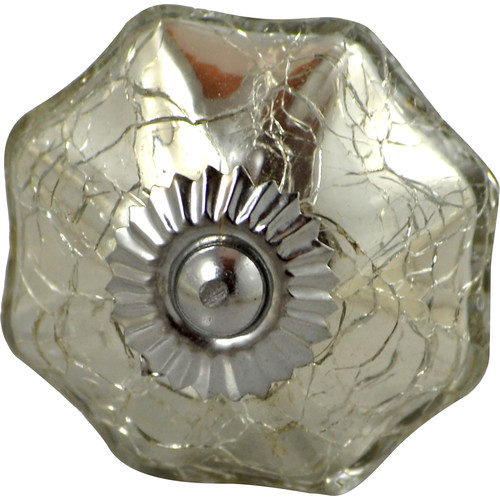 Charleston Knob Company Crystal Knob (Set of 4)