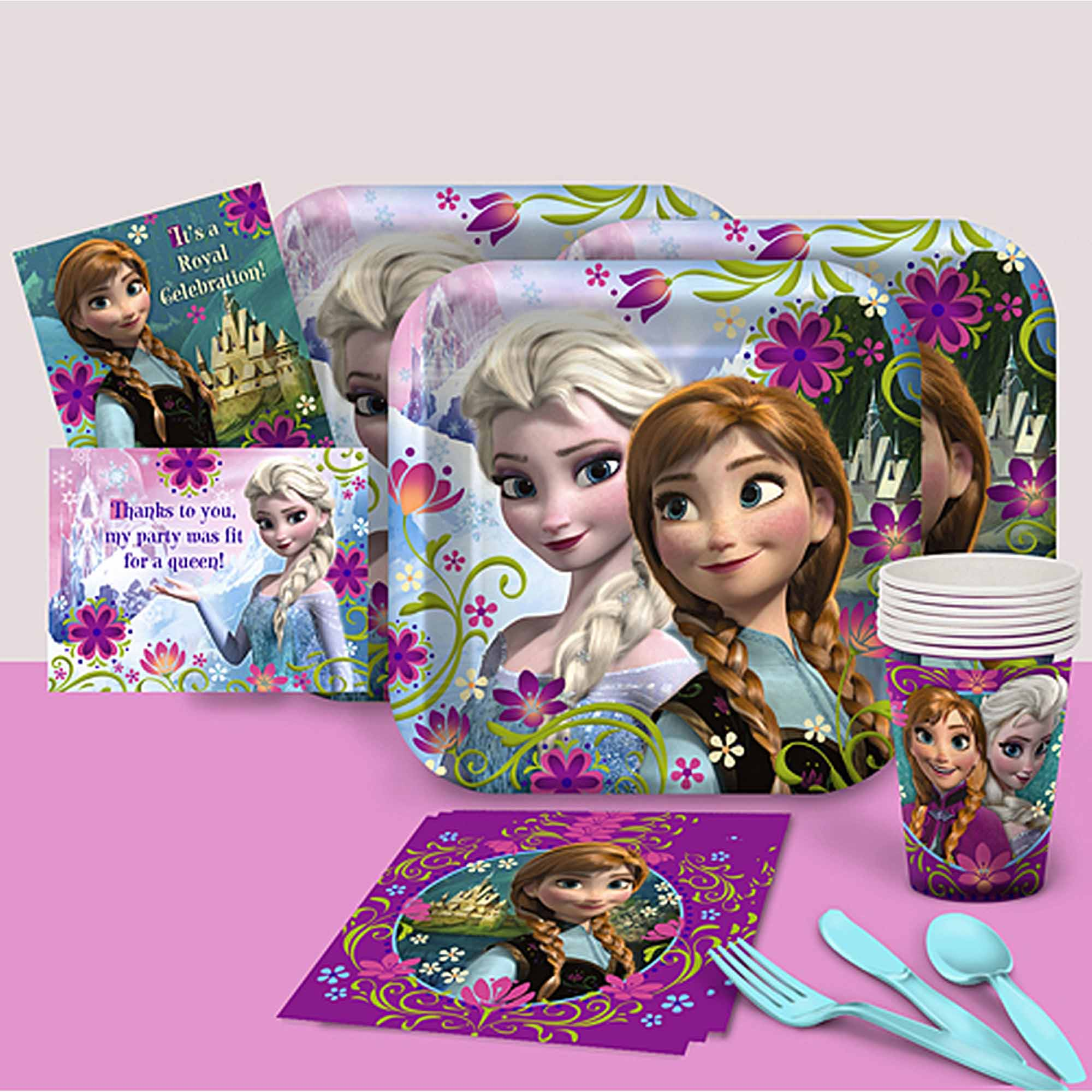 Disney Frozen Basic Party Pack for 8