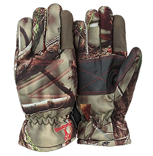 Men's Insulated Classic Cold Weather Hunting Glove (medium) by Huntworth