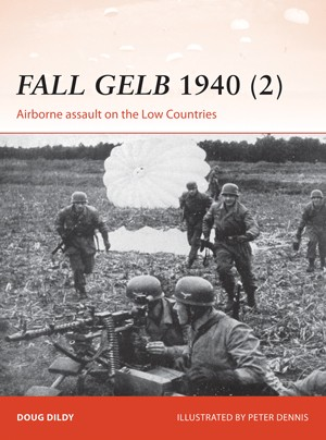Airborne assault on the Low Countries