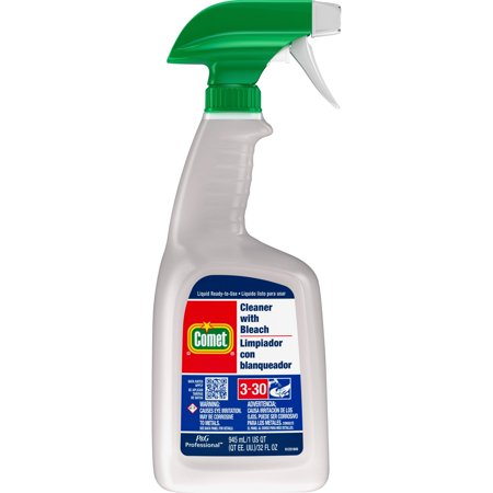 966bfc3acce3 Comet, PGC02287, Cleaner with Bleach, 1 Each, Red